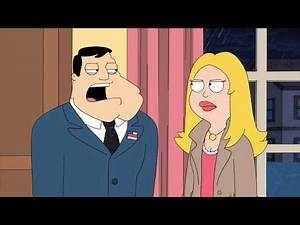 American Dad's House before the Storm