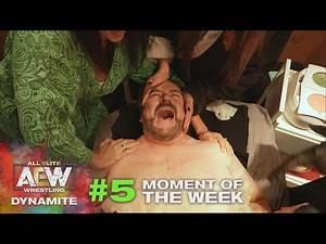 Tony Schiavone is the 40 Year Old Virgin | AEW Dynamite Anniversary Show, 10/14/20