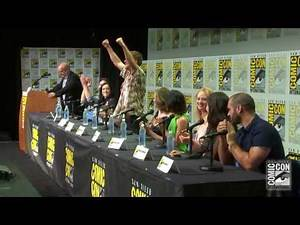 San Diego Comic Con - The Defenders Hall H Panel - 2017 Netflix HD