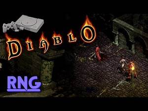 Diablo 1 Co-Op (Playstation 1) : Rob Noire Gaming