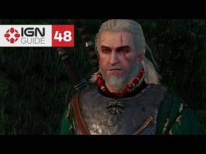The Witcher 3: Wild Hunt Walkthrough Part 48 - Ugly Baby pt 2