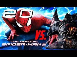 The Amazing Spider-Man 2 - iOS/Android - Walkthrough/Let`s Play - #19 / First Fight with Rhino