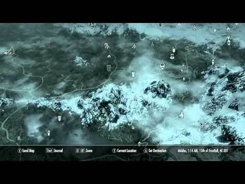 108. Let's Play Skyrim (The Elder Scrolls V Orc Gameplay) - Hag's End