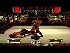 WWF/WWE No Mercy - Intercontinental championship With Triple H (Nintendo 64)