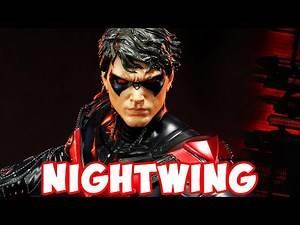 Batman Arkham Knight - Arkham Episode - Nightwing