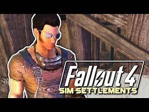 We Found Kinggath | Fallout 4 🛠 Sim Settlements Episode 10 [2018]