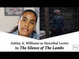 The Plague Nerdalogues: Ashley A. Williams as Hannibal Lecter