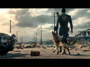 Fallout 4 - The Wanderer Trailer HD