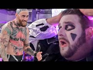 Tattooed Creep Changes Everything - Halloween Costume Royal Rumble at Create A Pro