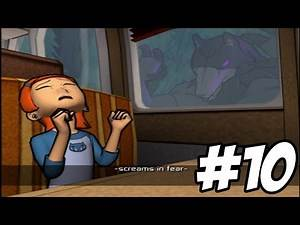 Fanface Horror! | Ben 10: Protector of Earth #10 [PS2/PSP/Wii/NDS] | Cartoon Network Games