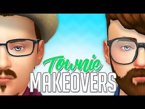 THE MUNCH'S | The Sims 4: Townie Makeovers