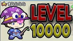 Prodigy Math - LEVEL *10,000* [MUST SEE!!]