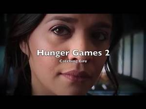 Hunger Games 2 Catching Fire Katniss Everdeen Make up Inspired Tutorial