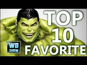 Top 10 Most Favorite Characters | Marvel Future Fight