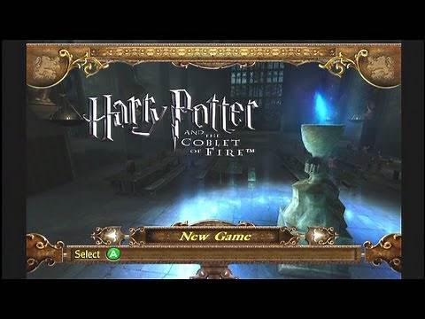 Harry Potter And The Goblet Of Fire Xbox Review
