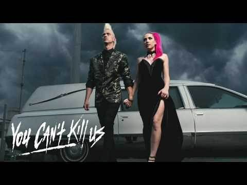 ICON FOR HIRE - You Can't Kill Us (Lyrics in Description)