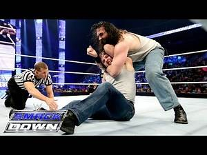 Intercontinental Contender Gauntlet Match – Part 2: SmackDown, March 19, 2015
