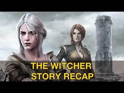 Witcher Story Recap: Watch Before You Play The Witcher 3: Wild Hunt