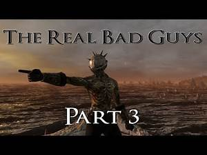 Dark Souls 2 Co-op: The Real Bad Guys - Part 3