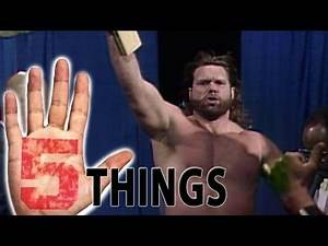 5 things you will rediscover on WWE Network - 5 Things