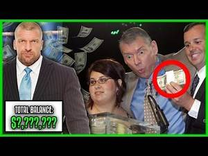 WWE BREAKING NEWS: WHO GETS PAID THE MOST IN WWE (WWE EMPLOYEE SALARIES)