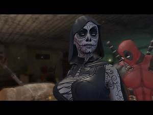 Deadpool #10 Death, Baby - Lady Death