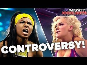 CONTROVERSIAL Finish As Rosemary TAKEN OUT! | IMPACT! Highlights Dec 15, 2020