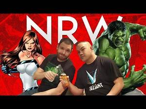 The All-New, All-Different #NewReleaseWednesday Show! (EP-3) #comics #popculture @TheNRW #NRW