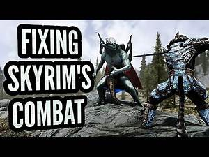 The Most Underrated Skyrim Combat Mod