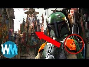 Top 10 Easter Eggs from Star Wars Episode VII: The Force Awakens