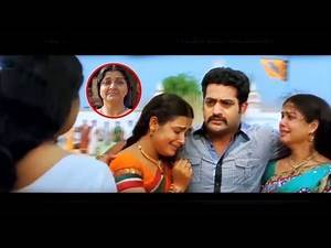 Jr.NTR Superhit Blockbuster Movie Interesting Emotional Scene | Telugu Scenes | Theater Movies