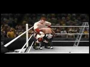 WWE2K14 Top Rope Finishing Moves