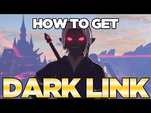 How to Get DARK LINK In Breath of the Wild   Austin John Plays