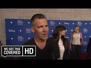 INTERVIEW: Josh Brolin Talks AVENGERS: INFINITY WAR At D23 [HD]