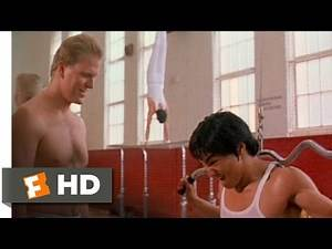Dragon: The Bruce Lee Story (3/10) Movie CLIP - Picking a Fight (1993) HD