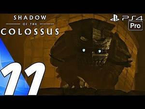 Shadow of The Colossus Remake - Gameplay Walkthrough Part 11 - Celosia Boss Fight (PS4 PRO)