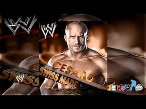 WWE: Swiss Made v1 (Cesaro) 6th. Theme Song By CFO$ Custom Cover And Link