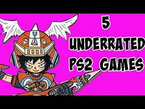TOP FIVE UNDERRATED PS2 GAMES YOU SHOULD PLAY
