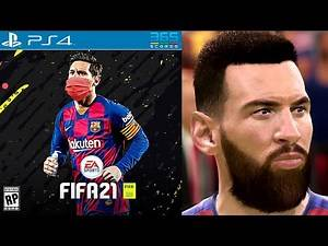 FIFA 21 NEWS: Messi's Horrible Face. FIFA 21 Demo Release Date