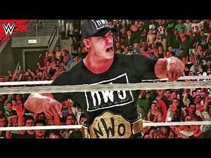 John Cena NWO Entrance 2020   WWE 2K Game Mods