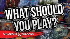 What Adventure Should You Play in D&D 5e? | A Tutorial for New or Experienced DM's