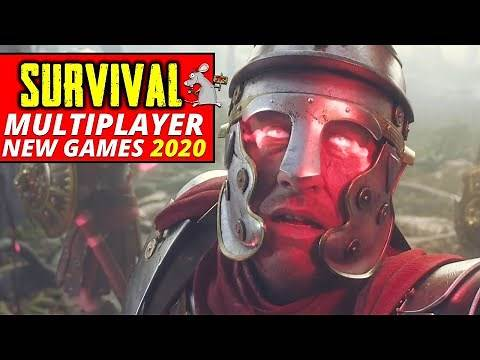 NEW SURVIVAL MULTIPLAYER GAMES 2020 Best PVP/MMO Survival Games Coming In 2020