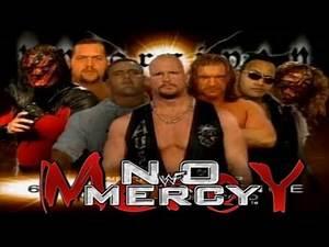 WWF Unforgiven 1999 (WWF No Mercy) Tribute!
