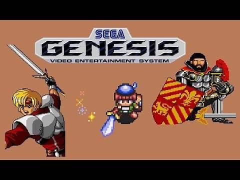 Top 20 best Sega Genesis RPG Games