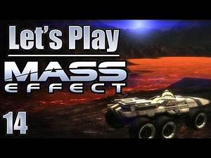 Let's Play Mass Effect 1, Blind - [Ep 14] Shepard Lands on Therum, the Geth Attack | Commentary