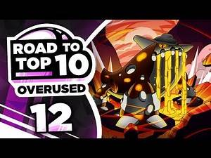 Pokemon Showdown Road to Top Ten: Pokemon Ultra Sun & Moon OU w/ PokeaimMD #12