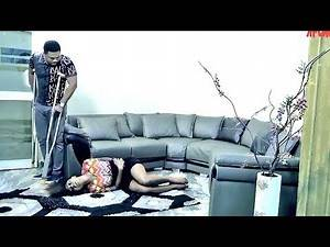 I PRETENDED TO BE A CRIPPLE TO MAKE MY WIFE CHANGE HER BAD BEHAVIOUR - african movies 2020