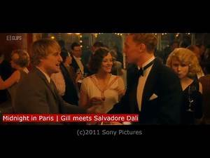 Midnight in Paris (2011) - Gill meets Salvador Dali (5/5) | Clips