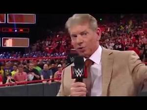 Kurt Angle Raw Return as GM 2017!