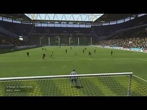 Borussia Dortmund - Eintracht Frankfurt 4-0 / 21. Spieltag 1. Bundesliga 15.02.2014 / Fifa